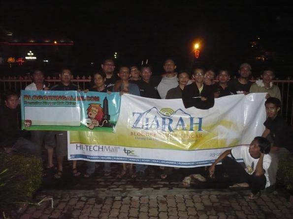 Bersama Blogger Ngalam (Blogger Malang)